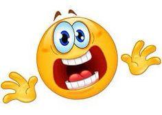 Scary clipart emoji #4
