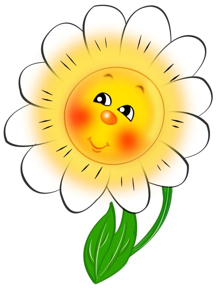 Yellow Flower clipart smily This Smileys more I on