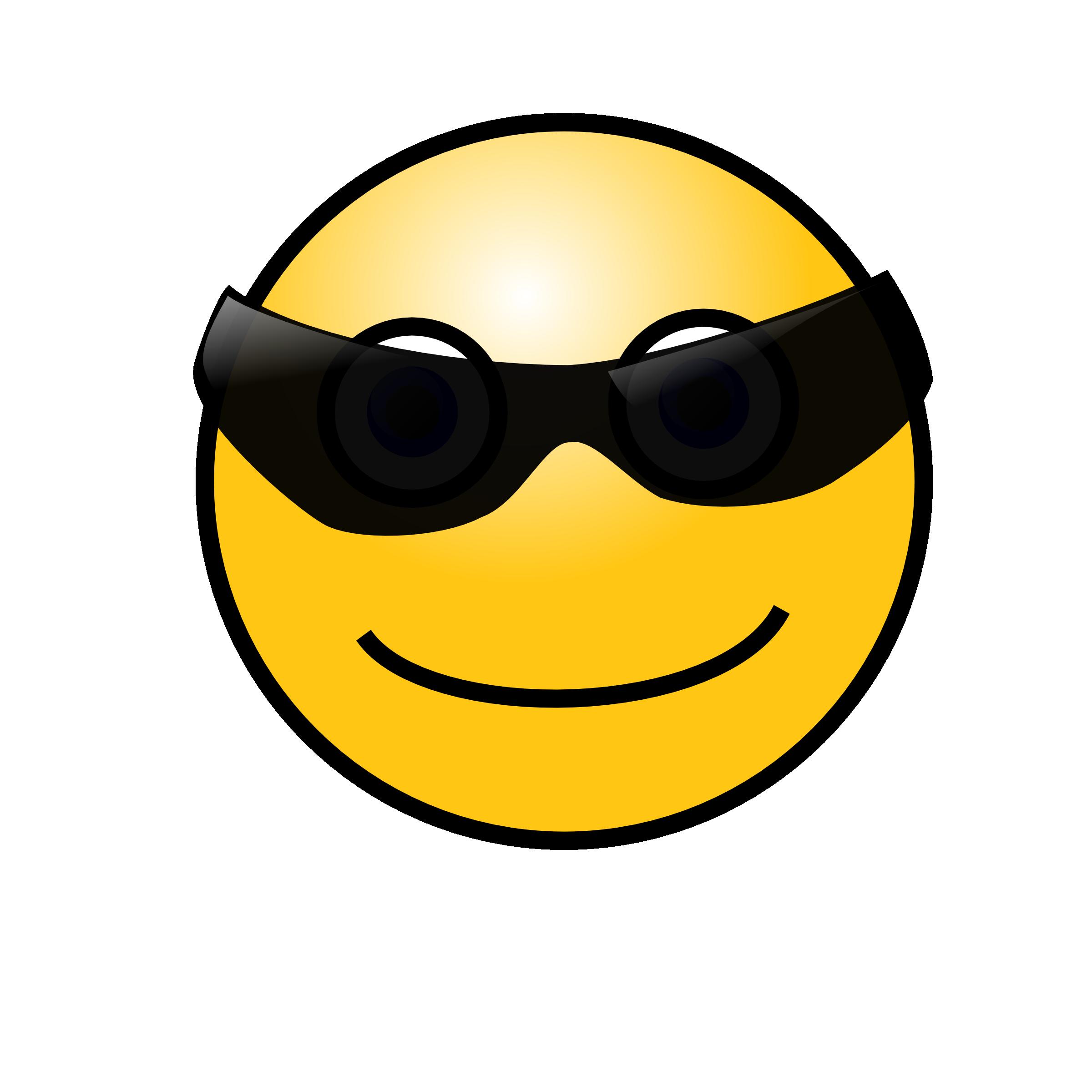 Smileys clipart sunglass 2017 smiley Photos Maize Smiley