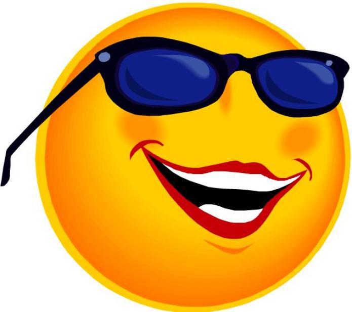 Smileys clipart sunglass Free Free Vomit on
