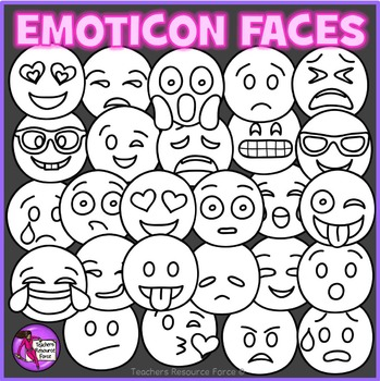Smileys clipart teacher Faces by  Clipart Emoji