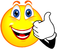 Smileys clipart thumbs up Type Clipart Smiley 226; Views