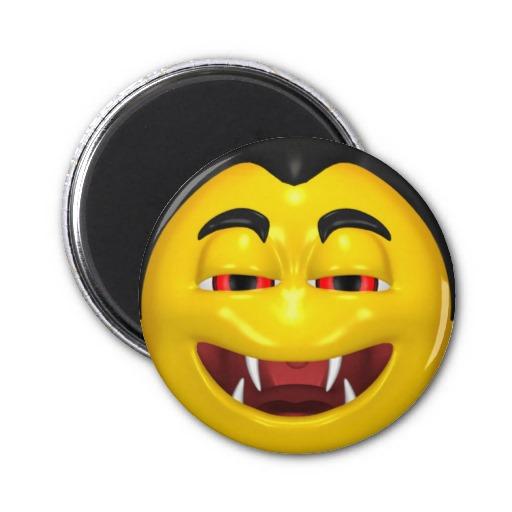 Smileys clipart vampire #Scary ART SMILEY HALLOWEEN CLIP