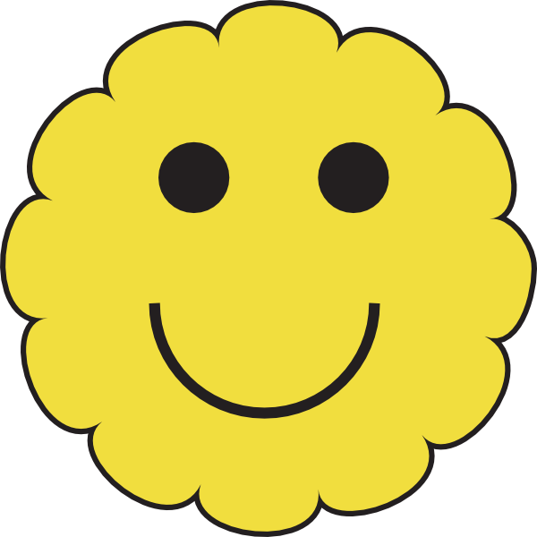 Smileys clipart wave Inspiration Art Smiley Bye Smiley