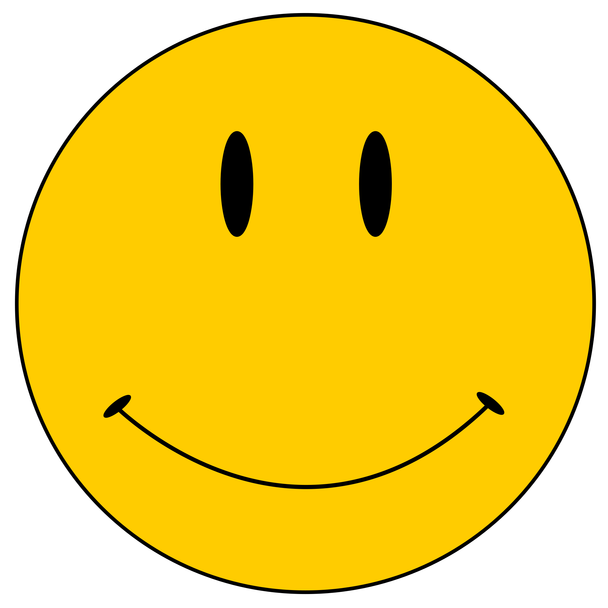 Smileys clipart yellow On Download Smiley Clip library