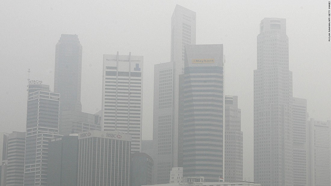 Smog clipart causes global warming Skyscrapers from haze com 16