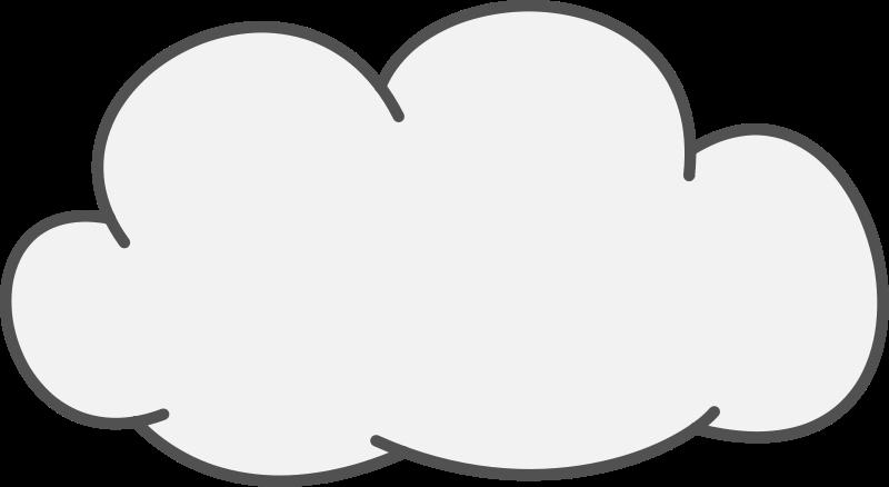 Smog clipart cloud bubble Art Download Cloud Cumulus Clip