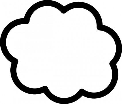 Smog clipart cloud bubble  Images Clip clip Art