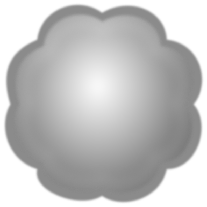 Smog clipart cloud shape Or pon Cloud Clipart (PNG)