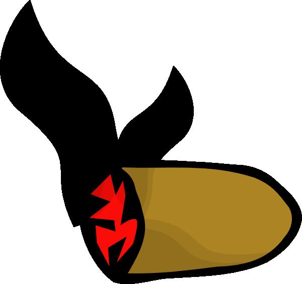 Cigar clipart cartoon Art Stub image vector this