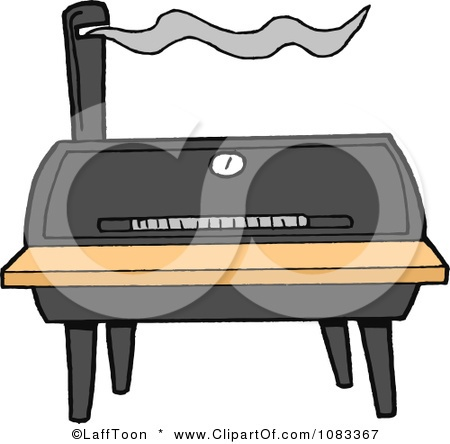 Barbecue clipart bbq smoke Bbq Resolution Smoke Clipart 450x444