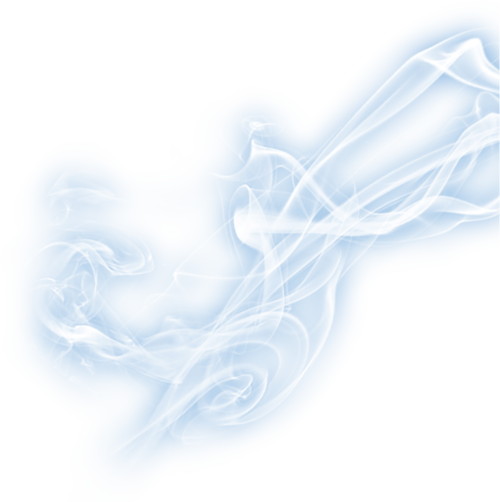 Smoking clipart blue smoke Icons White & and Png