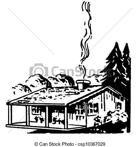 Smoking clipart chimney smoke Black Art version with a