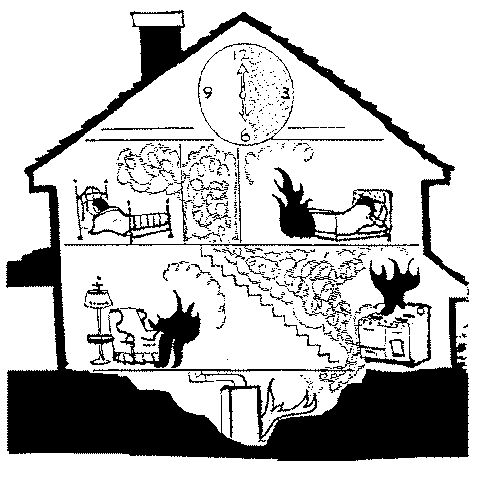 Smoking clipart house fire About Earth  best Science: