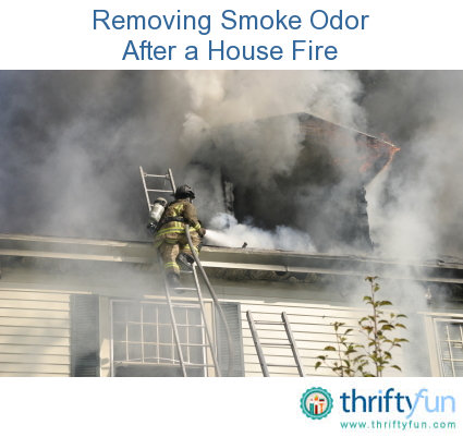 Smoking clipart house fire About is a odors fire