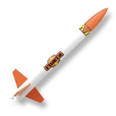 Smoking clipart model rocket Parts Fin Model JonRocket
