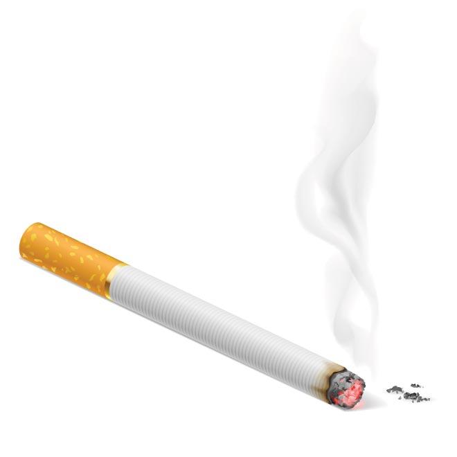 Smoking clipart realistic smoke Smoking quitting Cigarette SERENDIPITY Burning