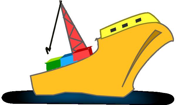Yellow clipart ship Smoke Download Free  Clip