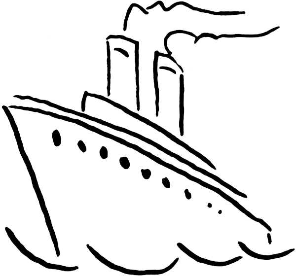 Boat clipart travel Ship Free With Clip Download