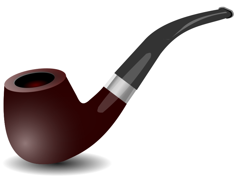 Smoking clipart smoke art Download Clip Smoking Pipe Art