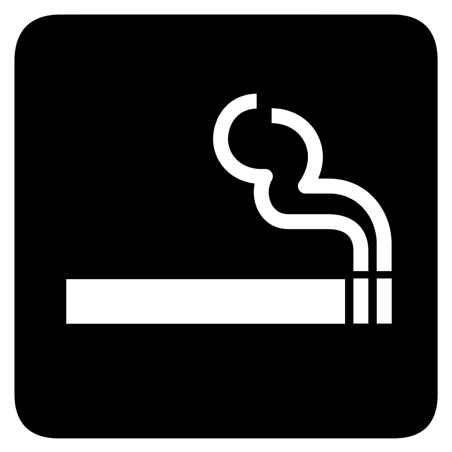 Smoking clipart smoke art Library list arts Art file