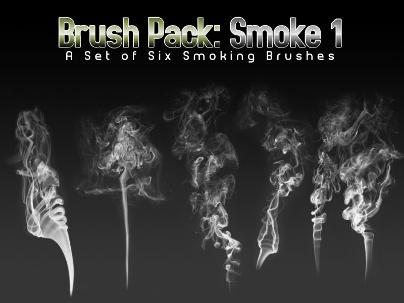Smoking clipart smoke brush  Smoke Brushes Free Brushes