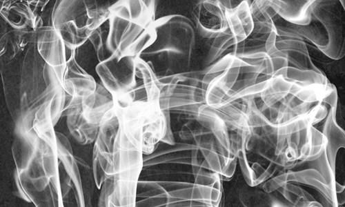 Smoking clipart smoke brush Brushes Smoke Set of –