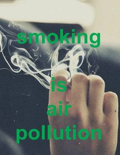 Smoking clipart smoke pollution Relevant artwork pollution a is