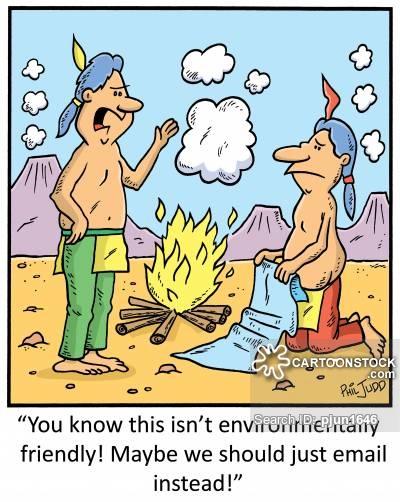 Campfire clipart smoke signal Cartoons signals Comics 8 of