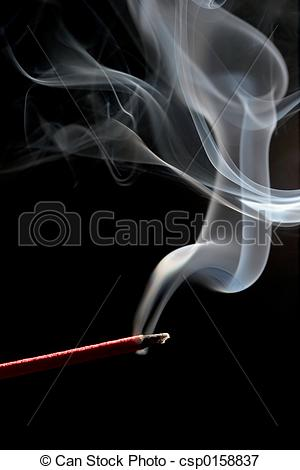 Smoking clipart smoke trail Of incense trail Photo over