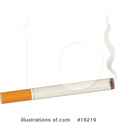 Cigarette clipart different Maria Clipart Cigarette Royalty by
