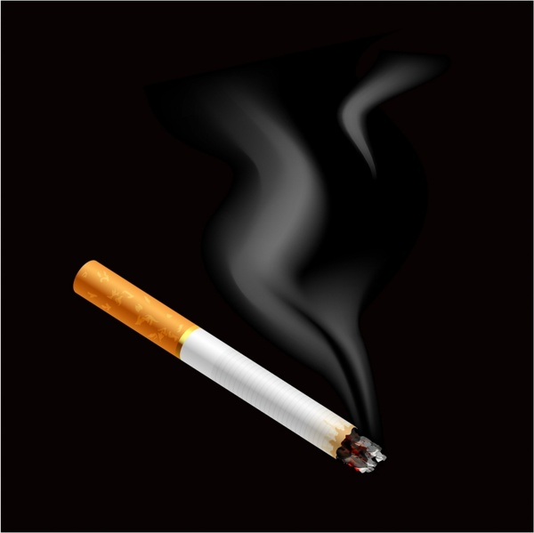 Smoking clipart train smoke Vector Train free and download