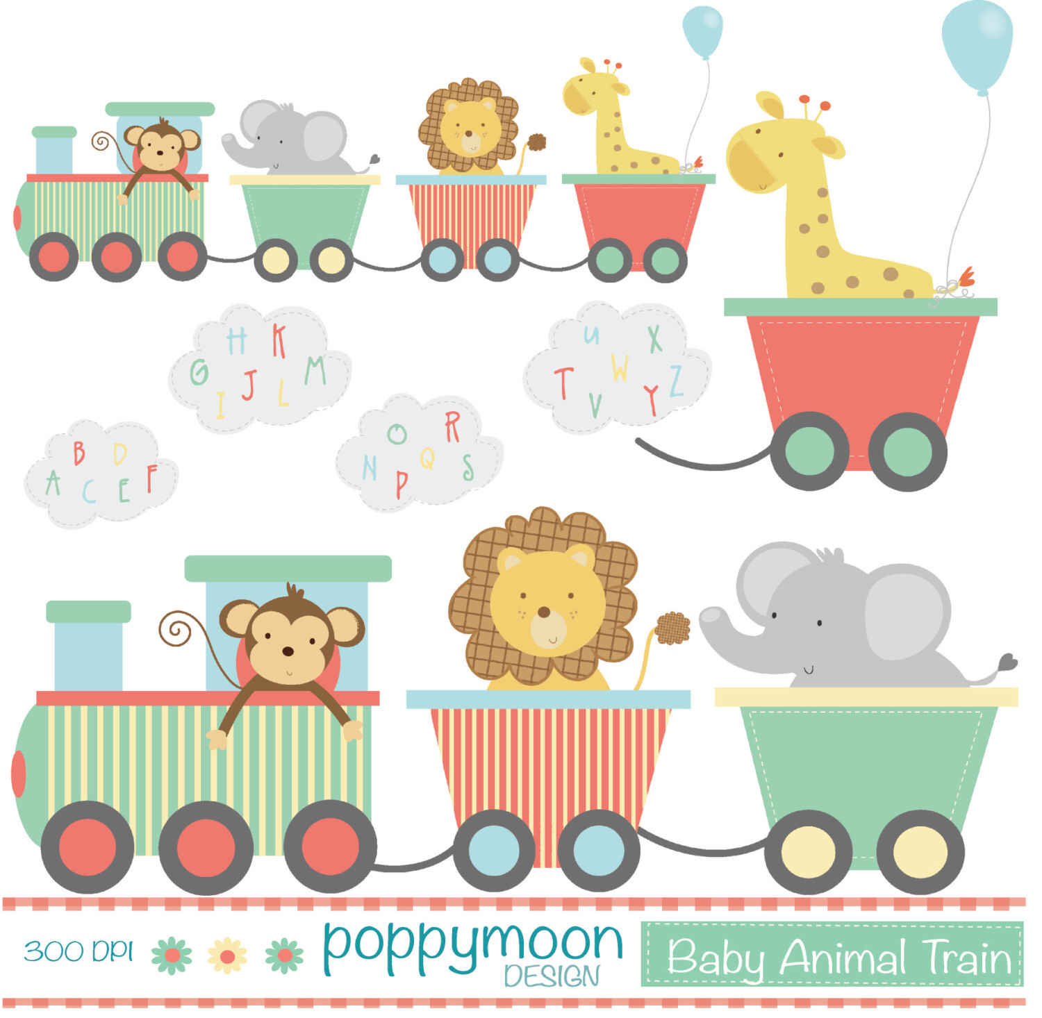 Smoking clipart train smoke With clipart Baby digital