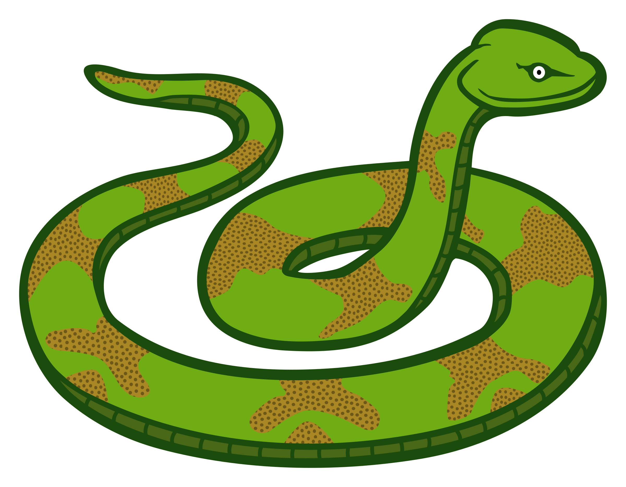 Snake clipart Green Others Inspiration and Green