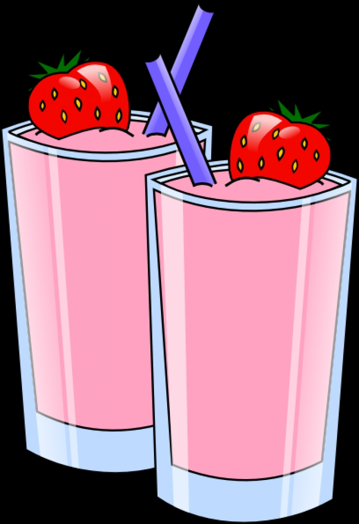 Smoothie clipart Intended art fruit clipart fruit