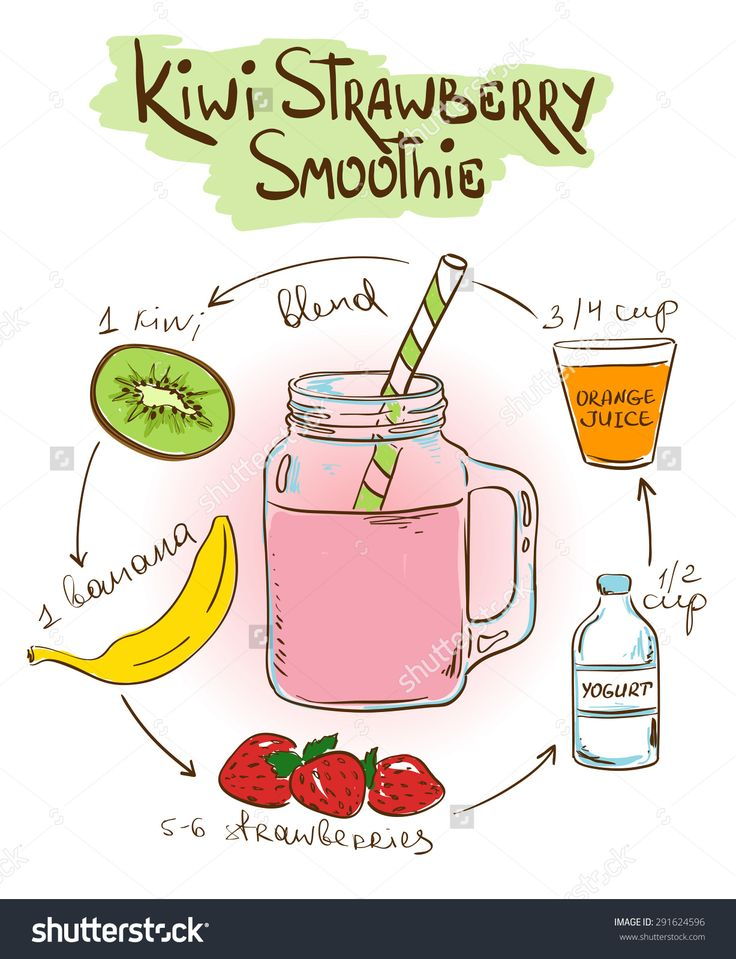 Smoothie clipart gelas Best For 51 on Drawn