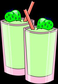 Smoothie clipart green smoothie Clipart Green Cliparts smoothie Free