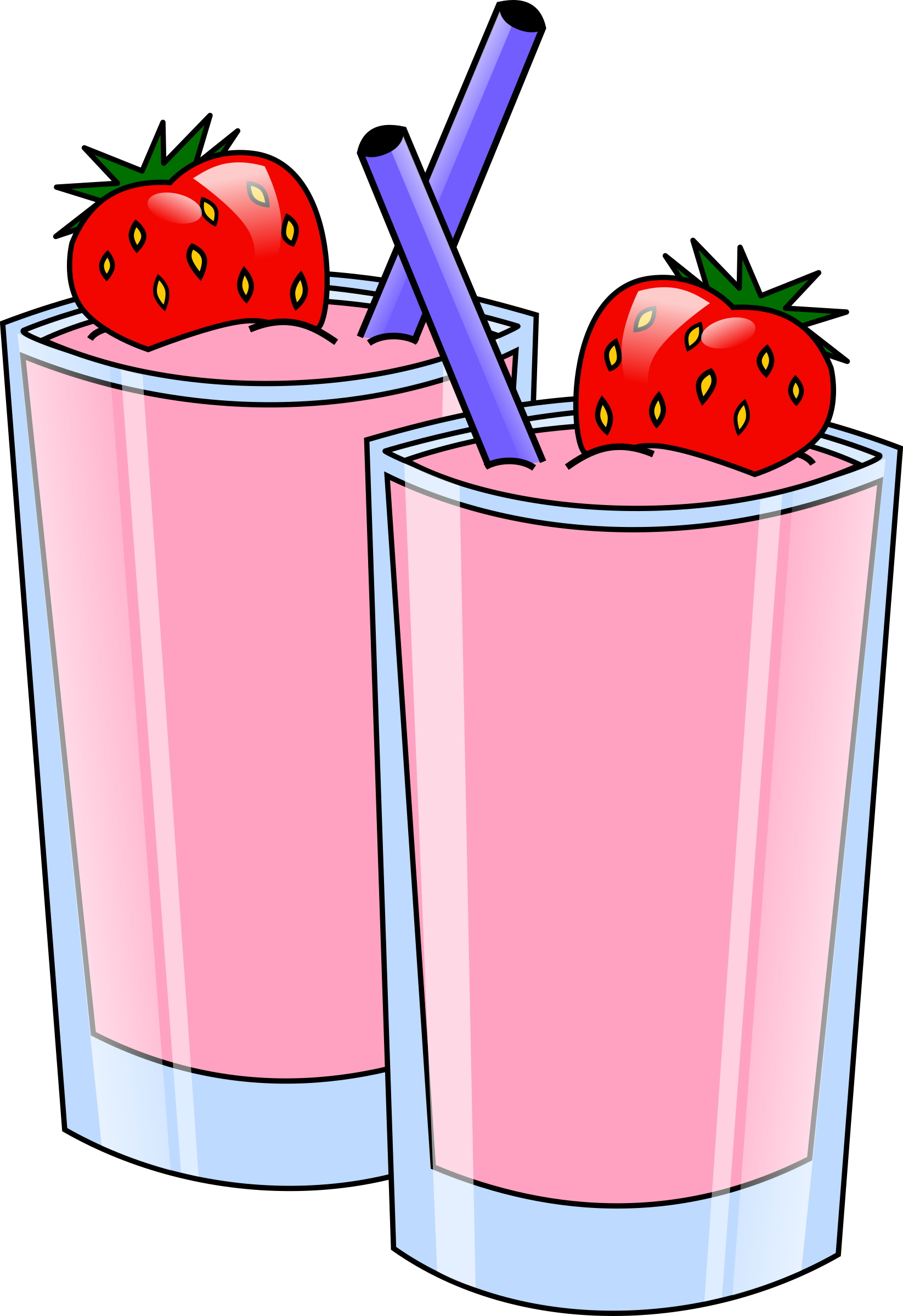 Smoothie clipart nutrition Smoothie strawberry smoothie Clipart strawberry