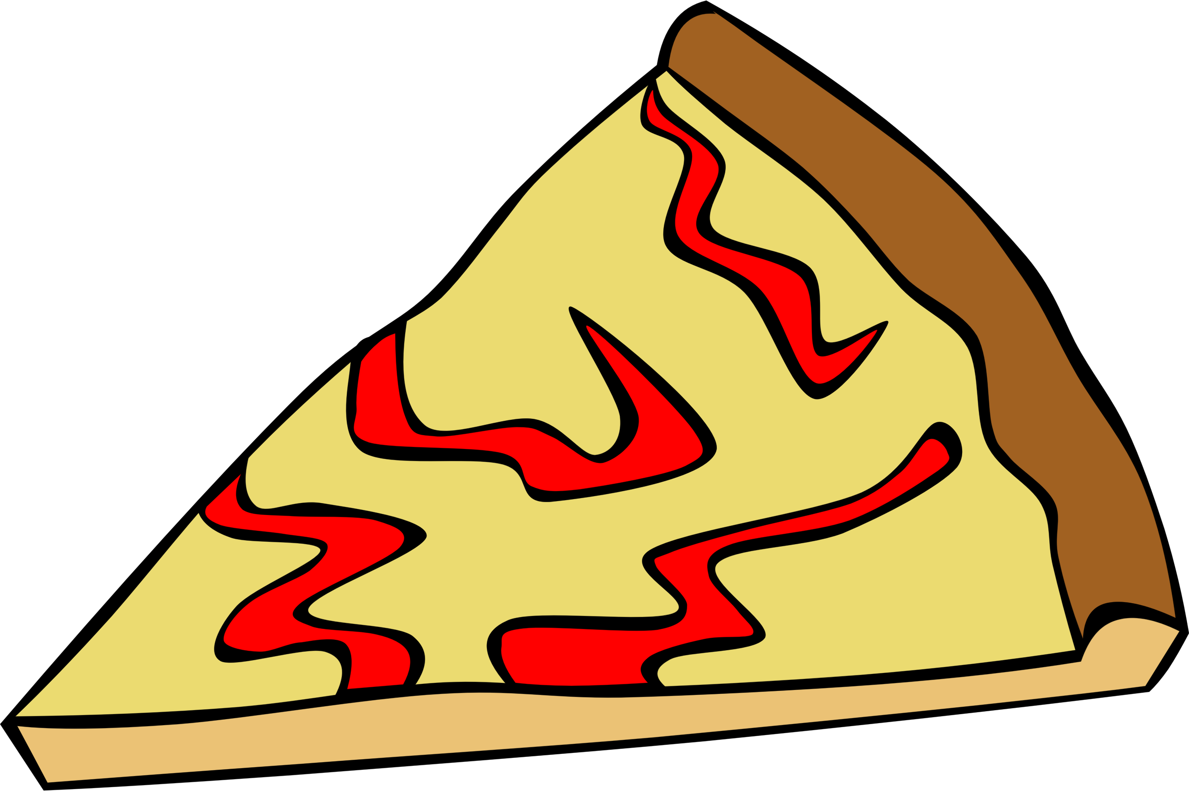 Pizza clipart fast food Food – fast snack Snack
