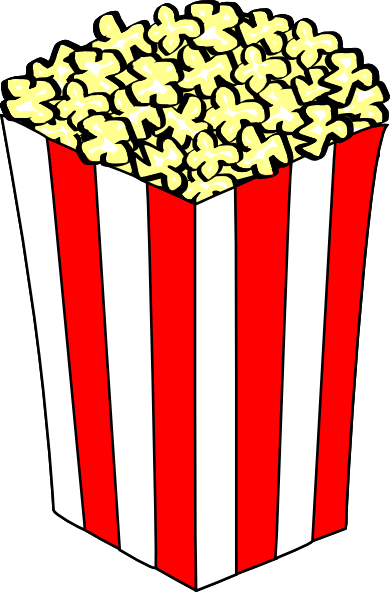 Popcorn clipart concession stand Assist team will during we