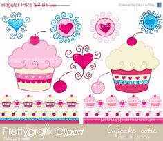Brownie clipart cafe food Food Art Clipart Cafe Clip