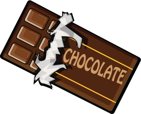Chocolate clipart candybar Clipart Candy Chocolate bar Collection