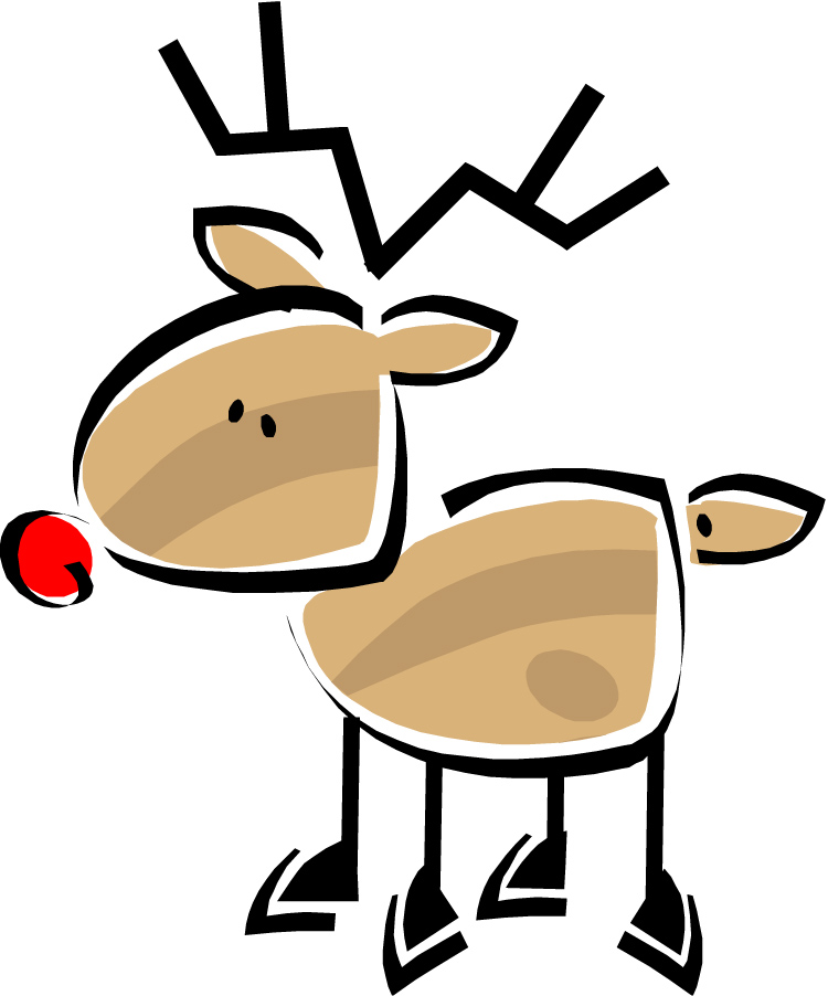 Holydays clipart raindeer Clip Pictures Preschool Images Snack
