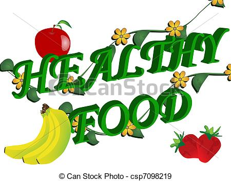 Food clipart abstract #6