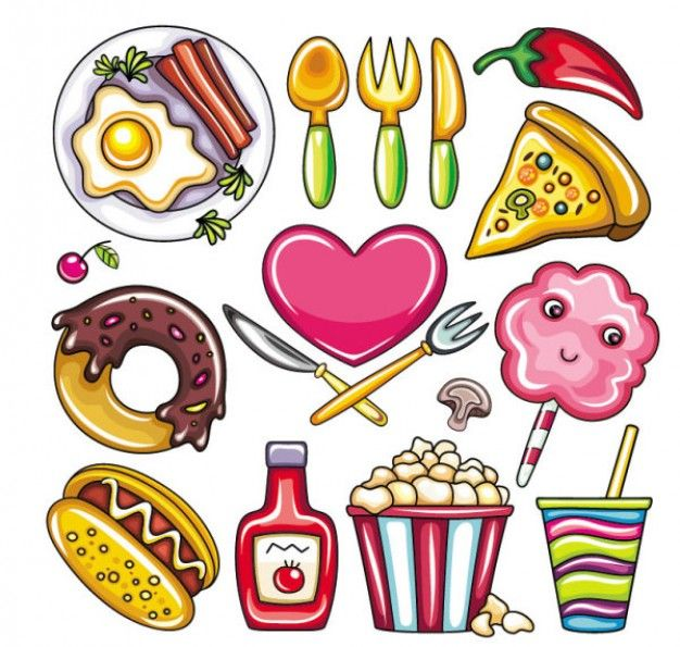 Snack clipart i love Best these to i i