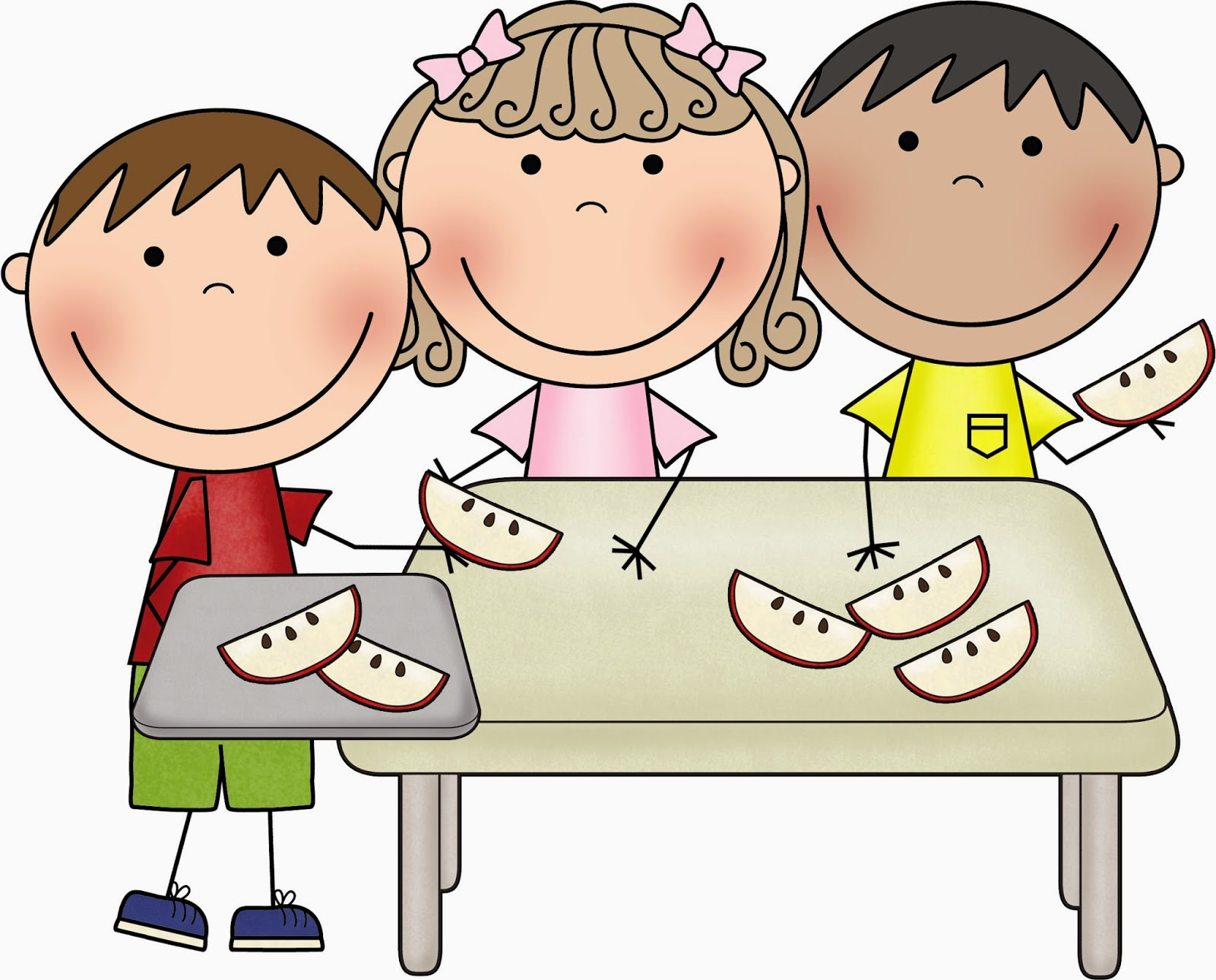 Child clipart lunch time Google art for Search snacks