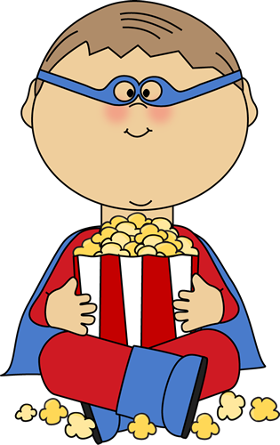 Popcorn clipart sad Cliparts Kindergarten Eating Zone Snack