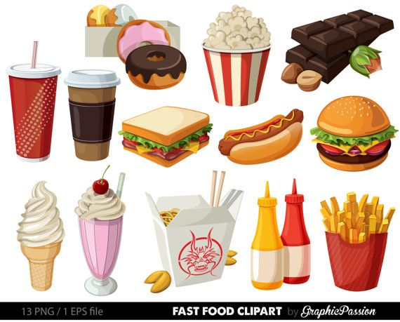 Popcorn clipart fair food Clip art art Pinterest Best
