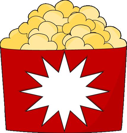Snack clipart popcorn bucket Popcorn Art Clip Popcorn Image