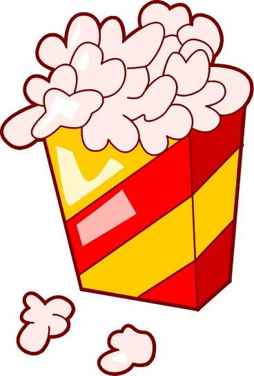 Carneval clipart popcorn bucket Images Popcorn Popcorn kernel clipart
